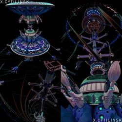 Lejendairidan Orbital Waypoint Part 1 by X-Cytilinsk