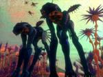 Wildlife - Ordnantodon