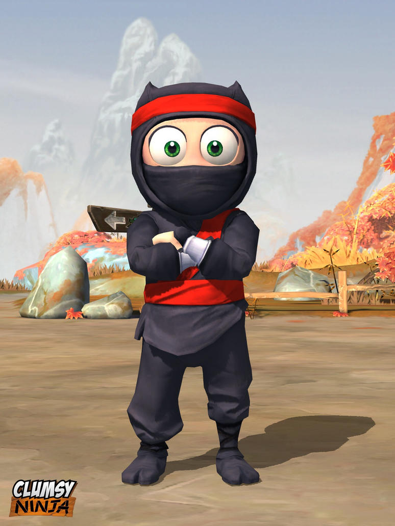 Image currently unavailable. Go to www.generator.cluehack.com and choose Clumsy Ninja image, you will be redirect to Clumsy Ninja Generator site.