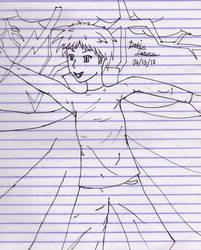 Ronald Vampire by Isomu