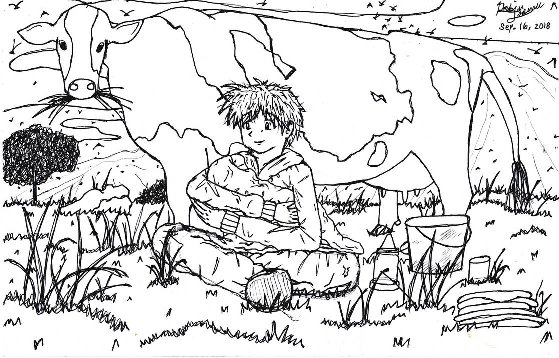 Abandon Child by Isomu
