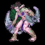 Ashoke The Demon Hunter Wounded