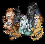 Kugraw's Pack by MercuryAshoke