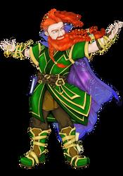 Oathkeeper Ulfgar Anvilmar Talonaxe by MercuryAshoke