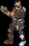 WS Series: Roar the Knight of Rust by MercuryAshoke