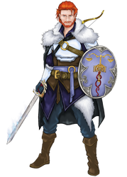 WS Series: Aleric Guthrumson, Paladin of Tyr