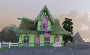 Flower Pony House (Unfished)