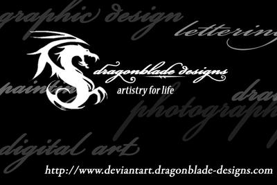 Dragonblade-Designs's Profile Picture