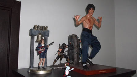My Action Figures 05 by cahuesnk