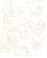 Steven nuke W.I.P by DoS-Draw