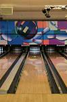 Bowling Lane Stock