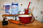 Mixing Bowl Kitchen Stock