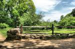 Fence Field Stock 1327