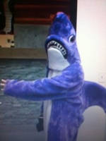 PURPLE SHARK OF GIVING by SharkOfGivingPlz