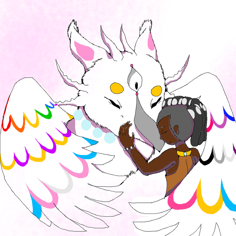 Happy Pride's Month ( pride fanart )  by TheSkyFox03
