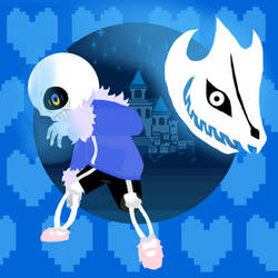 Look What Im Back With #3 (undertale)  by TheSkyFox03