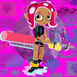 Look What Im Back With #5 (splatoon)  by TheSkyFox03