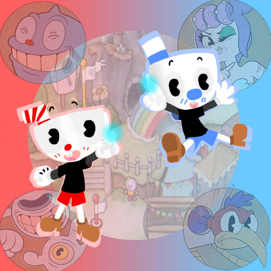 Look What Im Back With #6 (cuphead )  by TheSkyFox03