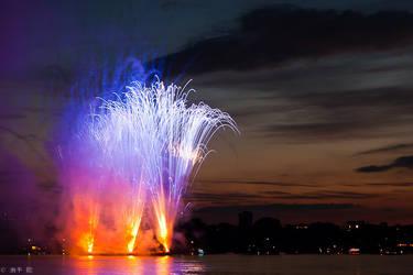 Firework by madcury