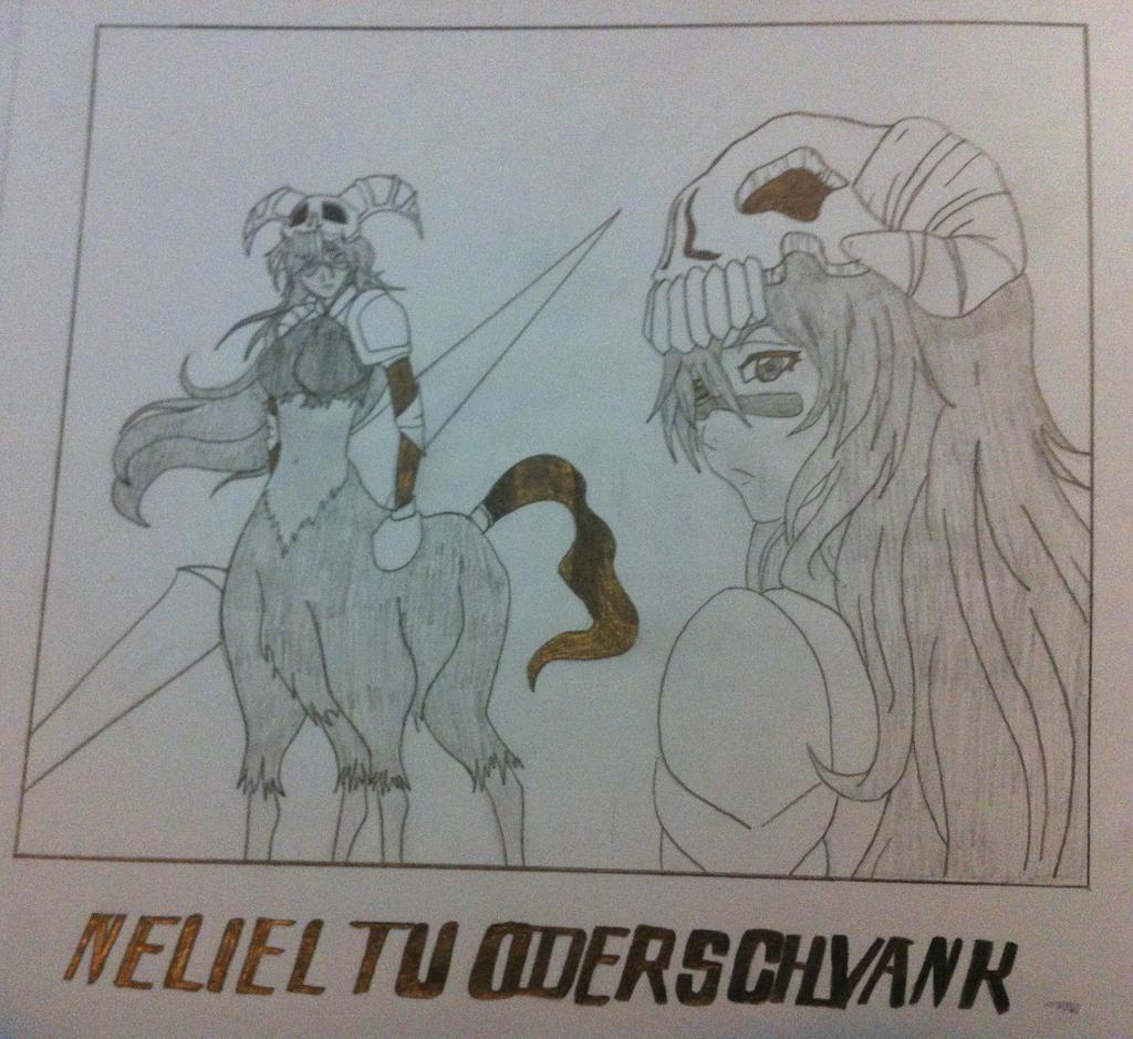 Neliel Tu Oderschvank Wallpaper: [Bleach] Neliel Tu Oderschvank Espada (3) By Miss-Aki