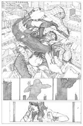 Amazing Spider-Man Page 2 - Pencil