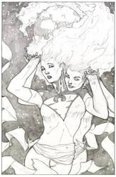 Phoenix's Embrace by ThomasBlakeArtist