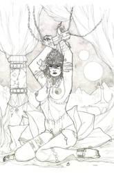 Dejah Thoris by ThomasBlakeArtist