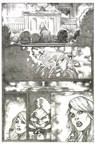 Black Canary's Trial Pencil - Page 2 by ThomasBlakeArtist