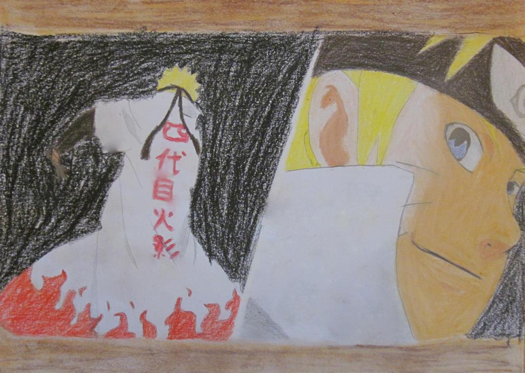 Naruto Hokage by emcj