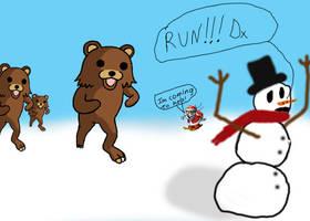 RUN, RUN FOR UR LIFE by xlilDark