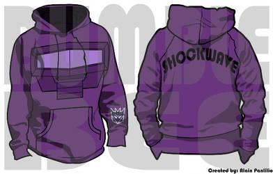 SHOCKWAVE sweater G1 by AlainPanlilio