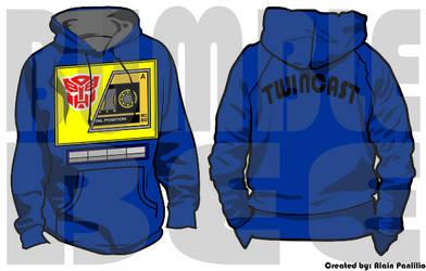 TWINCAST sweater G1 by AlainPanlilio