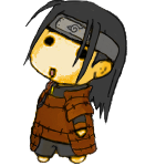 First Hokage: Chibi Clone 77 by Blind-Itachi