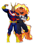 All Might and Endeavor
