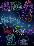 The Loud House Constellations
