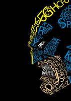 Typography Wolverine by mattyboosh