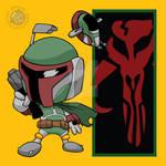 Star Wars: Chibi Boba Fett