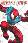 Scarlet Spider Sketch Cover