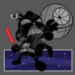 Chibi Darth Vader