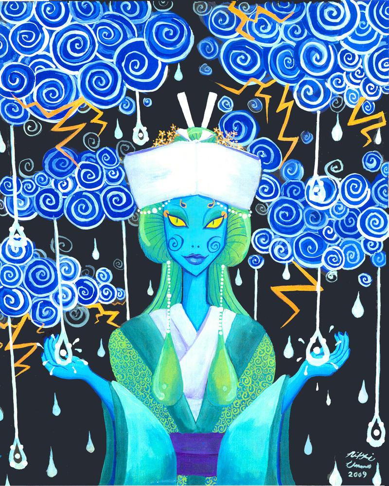 Rain Lady Redux