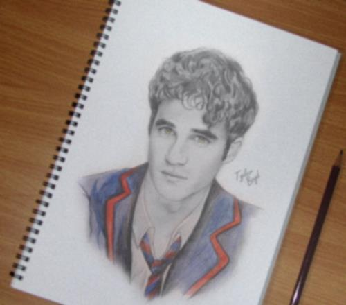 Darren Criss by allonsenfaire