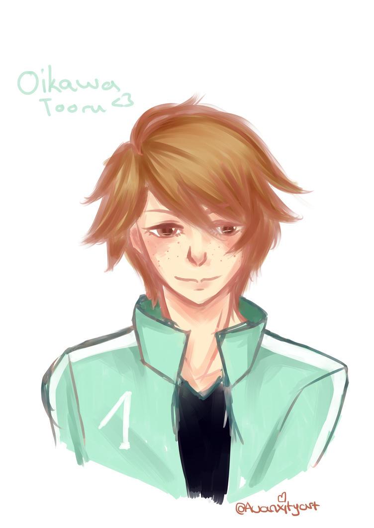 Oikawa by Avanxityart