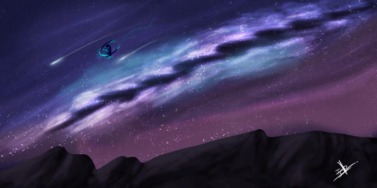Spaceship by Edrakan