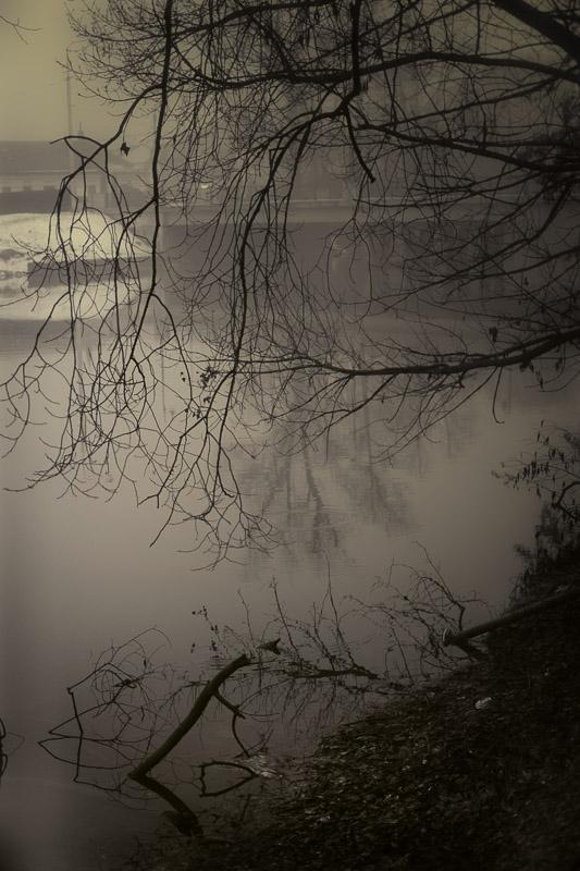 By the river by KarelSopek