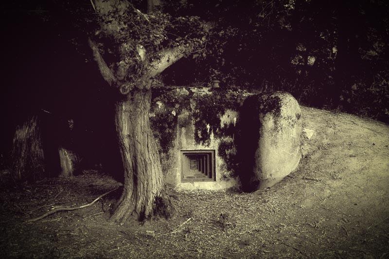 WW II Bunker by KarelSopek
