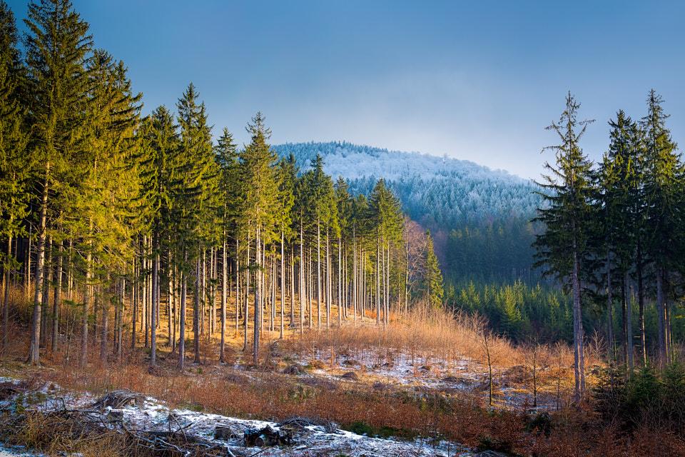 Over the hills by KarelSopek