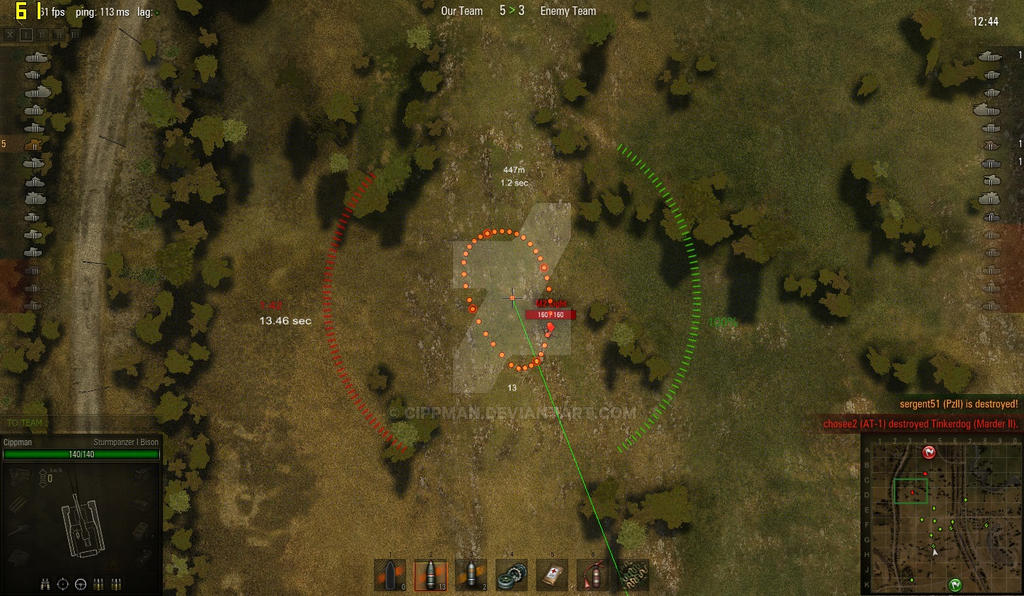 World of Tanks 'nice start' by Cippman