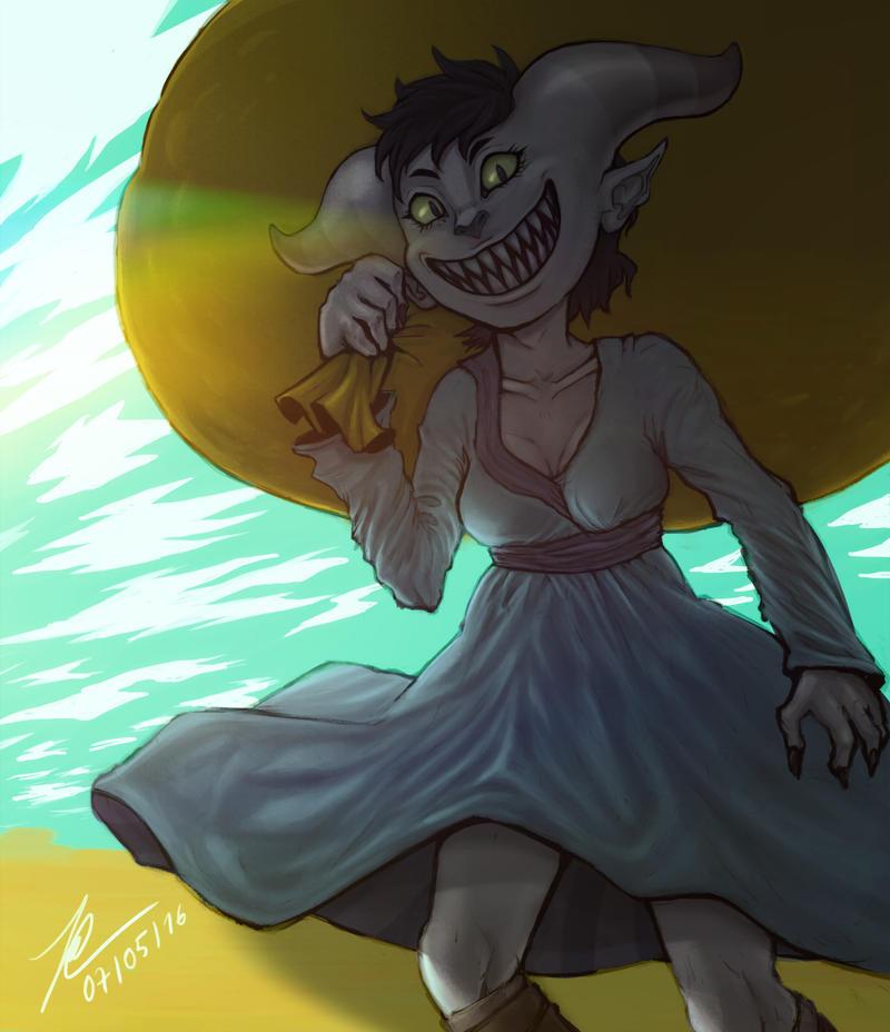 The bandit by LucasOAK