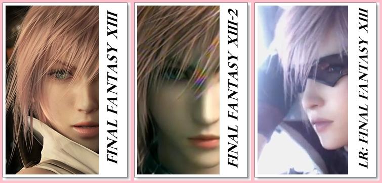 Lightning Final Fantasy :Generation to Generation by DJoeliantofarron