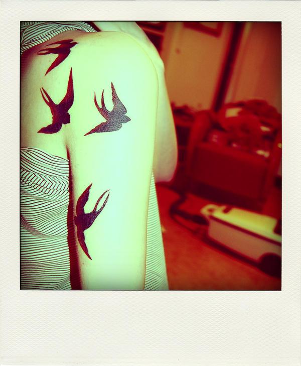 Tattoo by IdaBlom